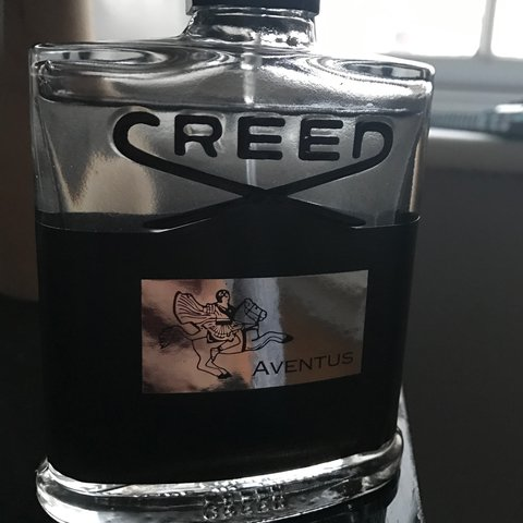 f637c4381da0 Men s creed aventus Aftershave 120 ml tiny bit of it used as - Depop