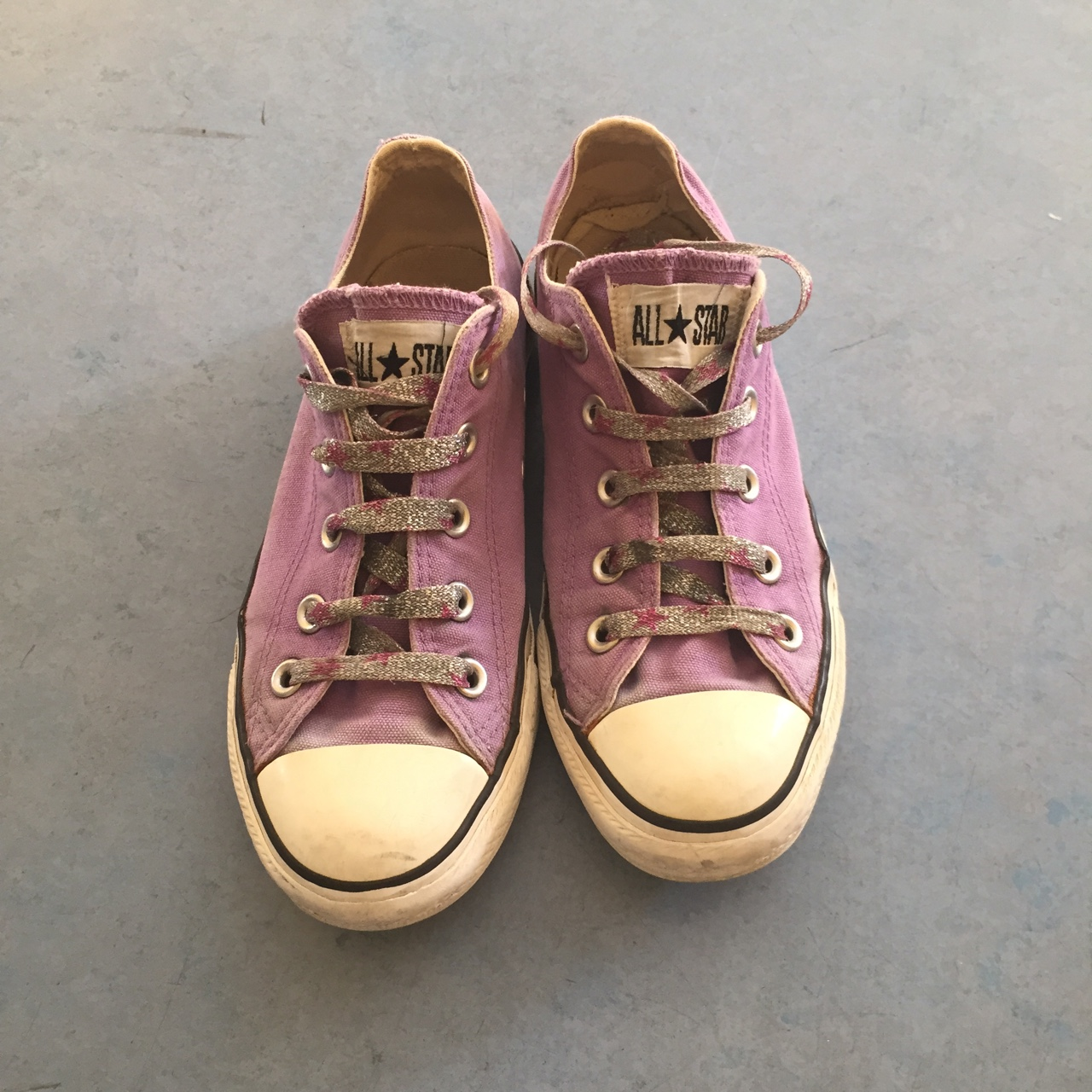 2all star converse lilla