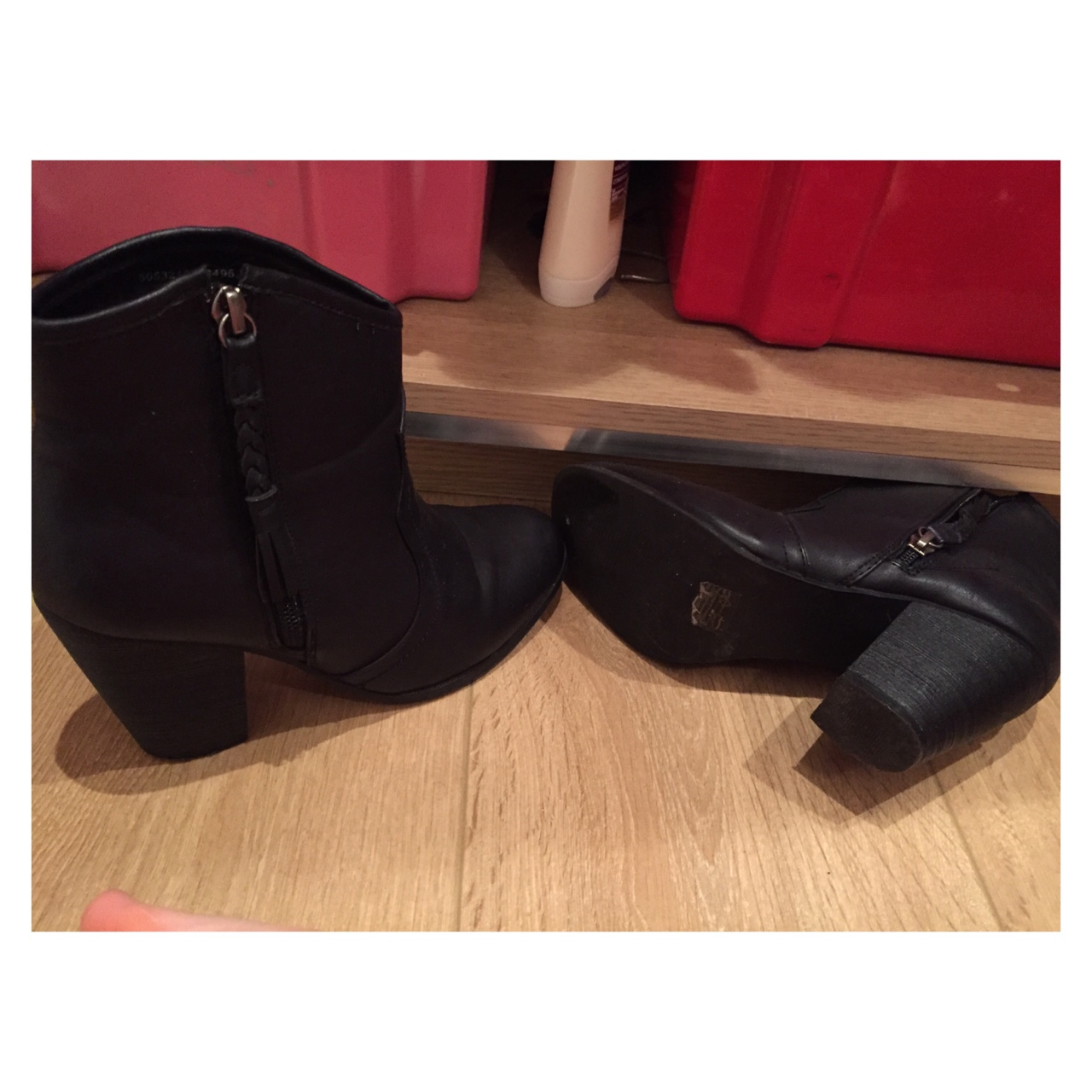 limited guantity great look fantastic savings Ankle boots, sainsburys GOK - Depop