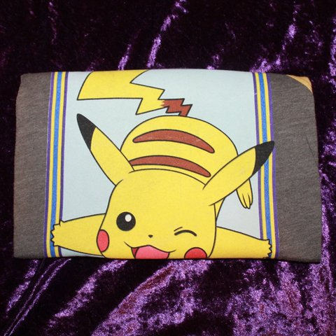 f17758799 @smailei. 7 months ago. Houston, Texas, US. pikachu pokemon baseball shirt. great  condition ...