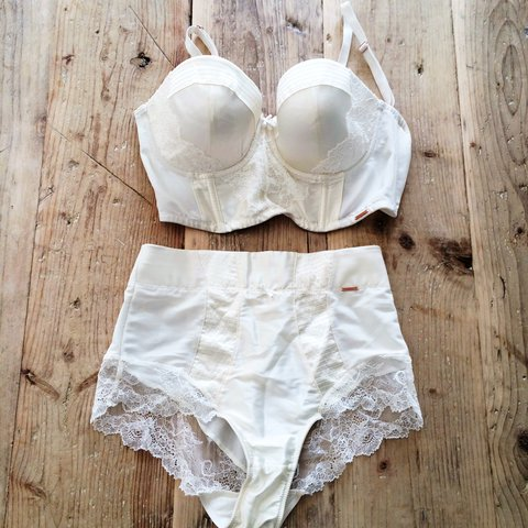 86a0a0eee Wedding Lingerie Set Marks and Spencer. BNWT. Can be worn - Depop