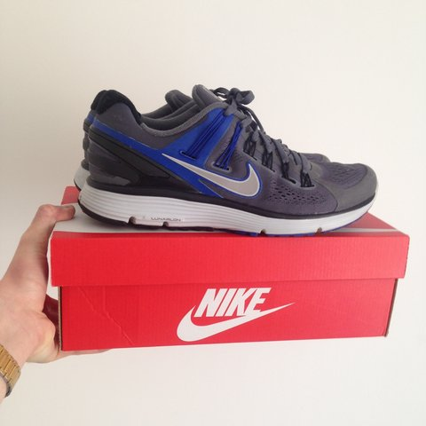 Nike Lunareclipse 3 Size Uk 8 Trainers Have Been Worn Once Depop
