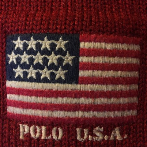 fb392830654 Polo USA beanie - Ralph Lauren hat. Unworn amazing quality - Depop