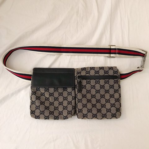 f47bc653897e @anncao. 3 months ago. United States. Authentic Gucci Waist Bag in great  condition!