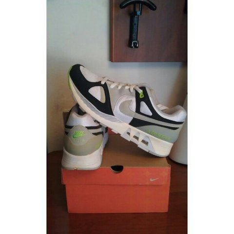 sports shoes 5d5b5 02e2f Nike air stab electric green- 0