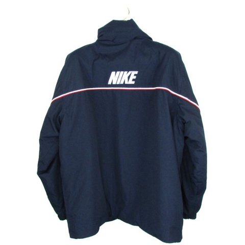 94b39fc0f @pomgom. 2 years ago. London, United Kingdom. Vintage Nike Jacket in Navy  Blue
