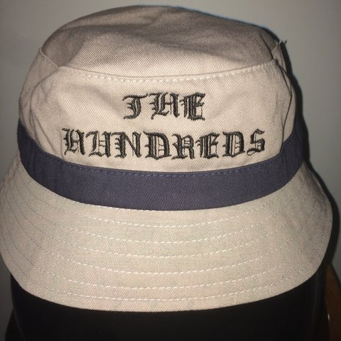 0b7f583e4fd37 the hundreds bucket hat brand new still with tags one size - Depop