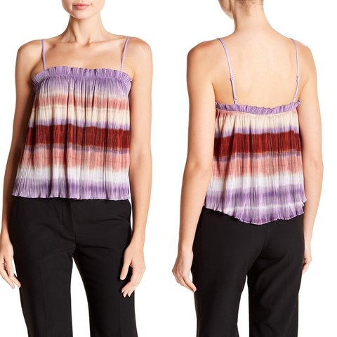 13ae67e9f0 NWT! Madewell top size medium. A casual pleated tank top and - Depop