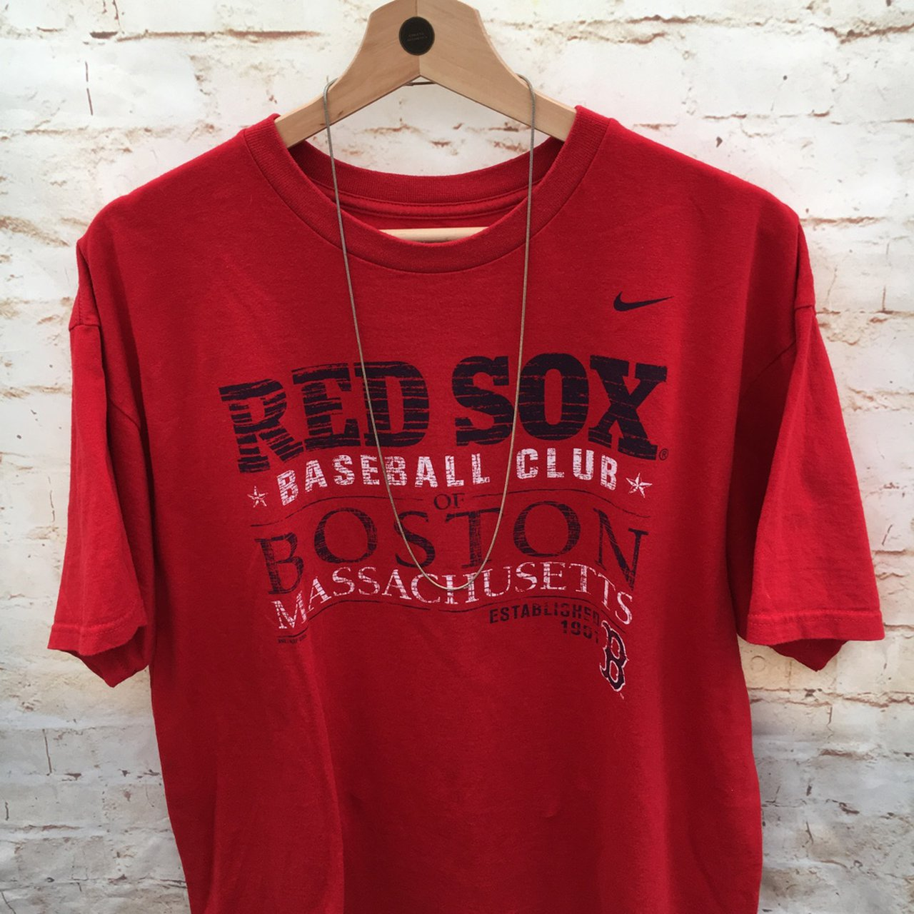 aaebf59d Mens Red Sox T Shirts - DREAMWORKS