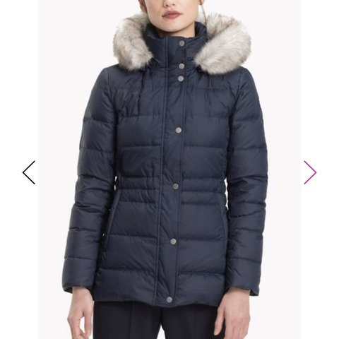 37d5746d @callyayres. 5 months ago. London, United Kingdom. Tommy Hilfiger Tyra down  jacket