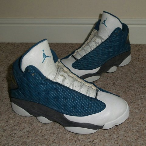 quality design c5cc2 cc903  gretie22. 4 years ago. Aldershot, United Kingdom. Nike air jordan 13 xiii  Flint (2010) ...