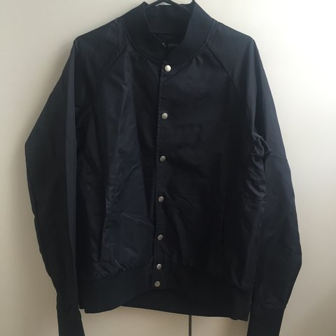 Coach Depop Medium Jacket 910 Condition Size Black Nike 6wqzAdq