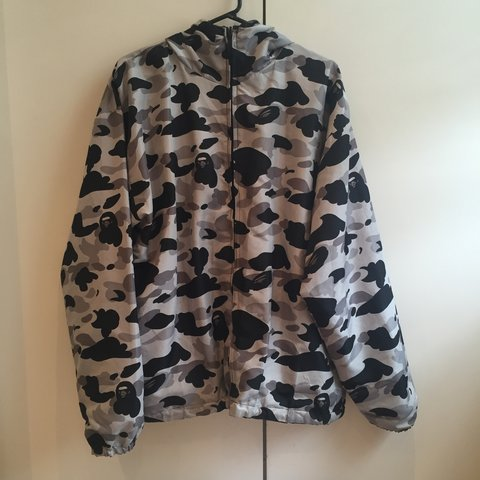 c1a8b0560 OG A Bathing Ape #BAPE Windbreaker - Very very rare - 9/10 - - Depop