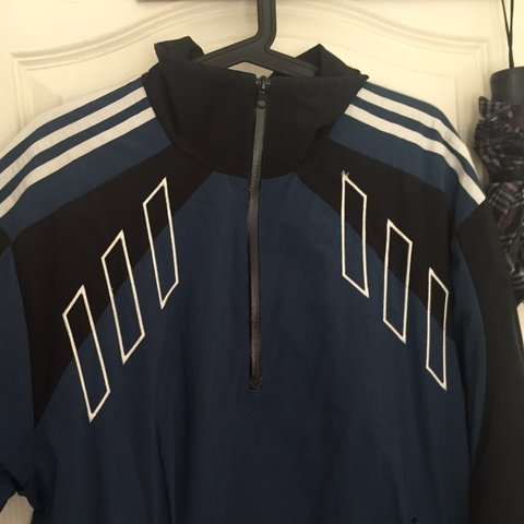 9ce8aa8f64f0 Adidas x Palace first drop 1 4 zip size XL fairly fitted so - Depop