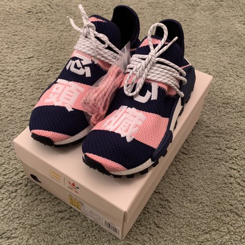 5d9e52b3a PW HU NMD x BBC Pharrell HU NMD x Billionaire Boys Club UK - Depop