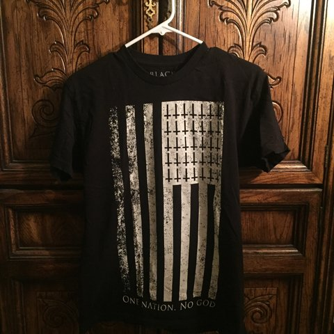 7027dd44 Black Craft Cult Shirt MENS Size Small 💀 but fit me well a - Depop