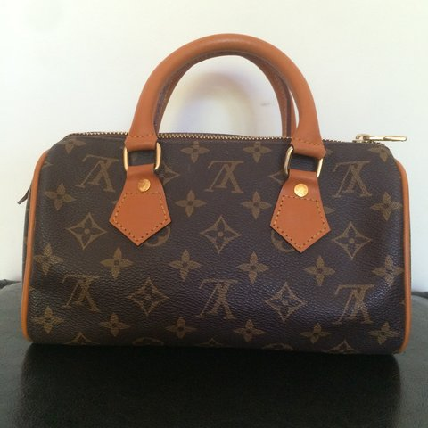 77212a87bc6 Louis Vuitton Bag! Small size. Replica (not from LV itself) - Depop