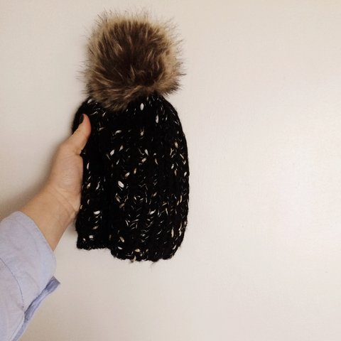 fc6fd17103856 Cute bobble hat from ASOS
