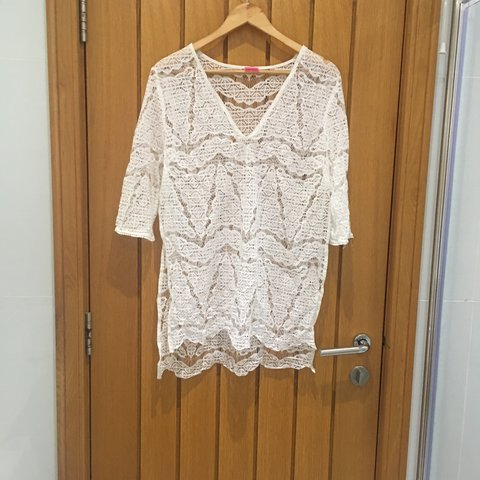 242d2fea4a @danam11. last year. Dumfries, United Kingdom. River Island Beach Cover Up  Never Worn - Perfect Condition