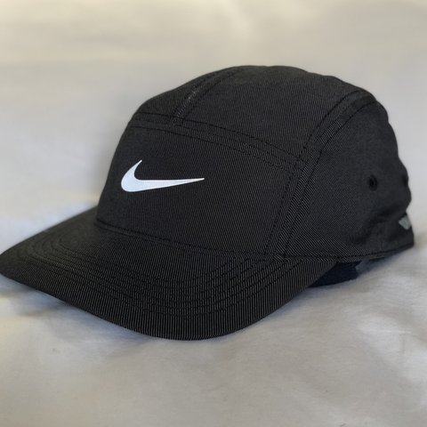 567fd6b917e99 Nike five panel dry fit reflective dry fit cap. This model a - Depop