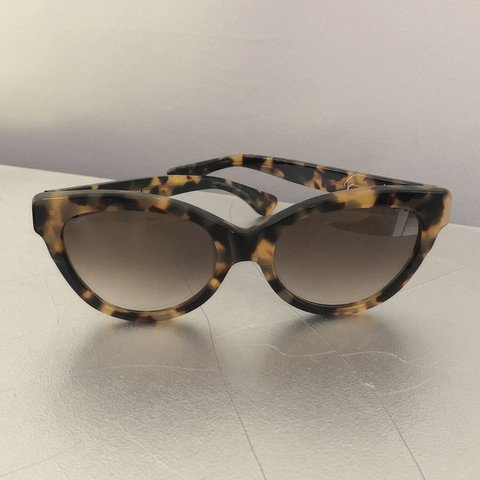 1f0c1fdcfd Dita s custom made Francis Klein Hand made in France  cateye - Depop