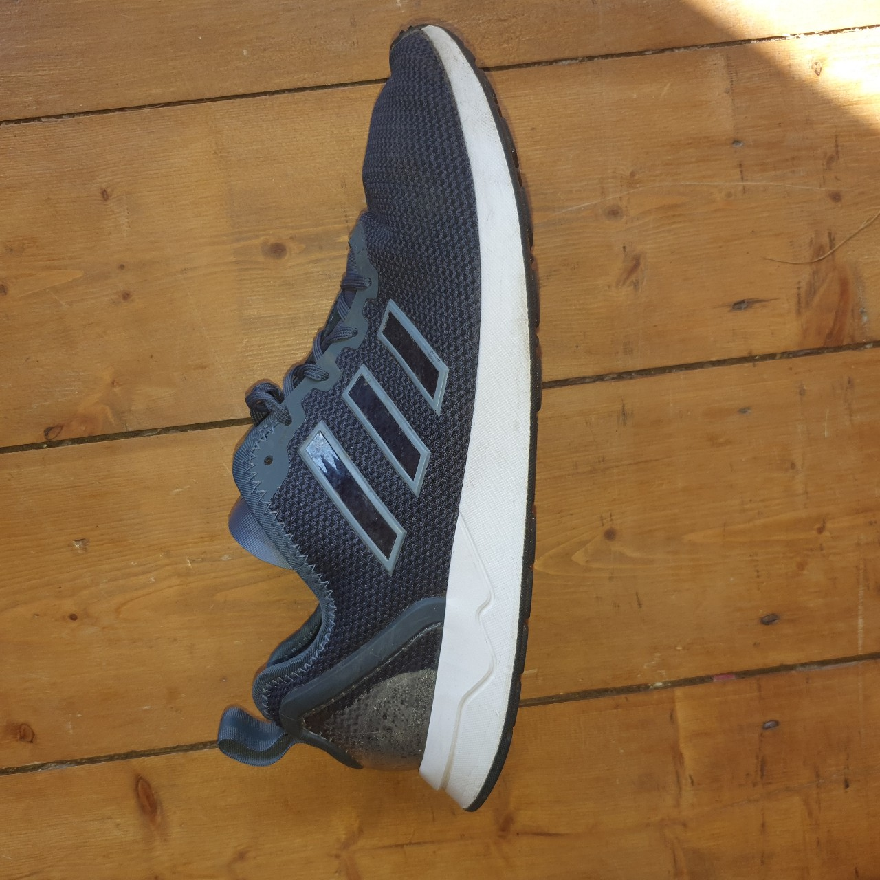 Adidas Trainers Size 10 Mens Condition