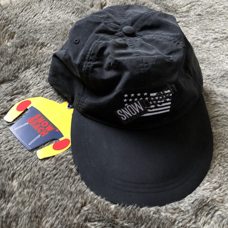 8f7dd0e28 Polo Ralph Lauren SNOW BEACH fitted hat in size... - Depop