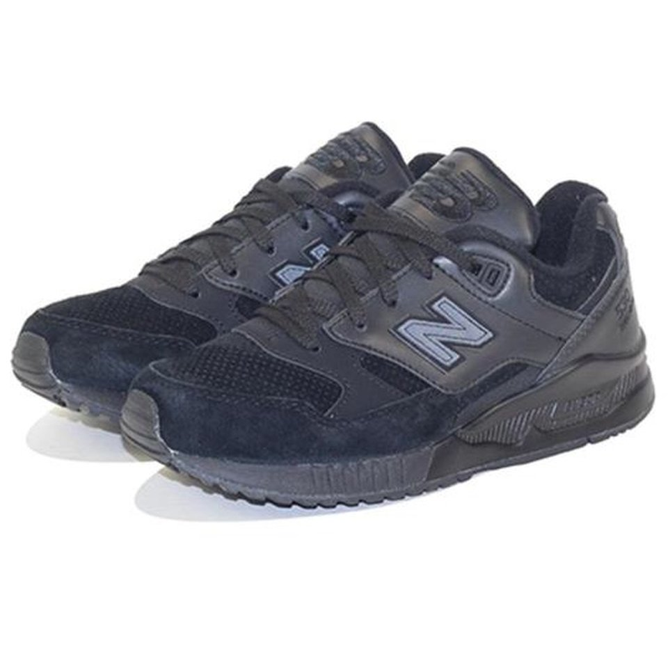 new balance 530 all black