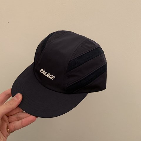 17af89e09719a Palace solid shell running hat 🧢 - brand spanking new - of - Depop