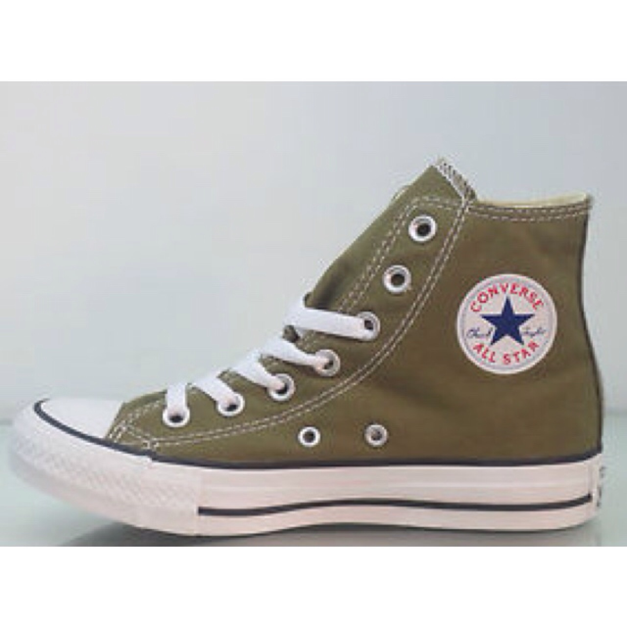 2converse all star alte verdi