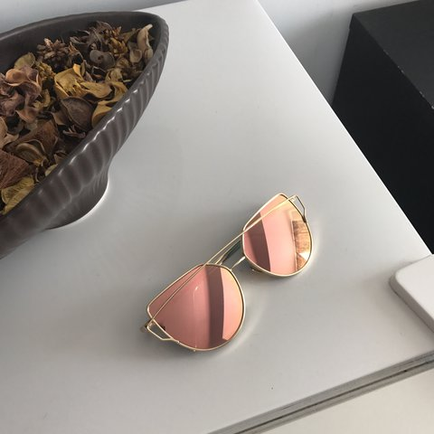 30c11721252f St Tropez sunglasses never worn free delivery - Depop
