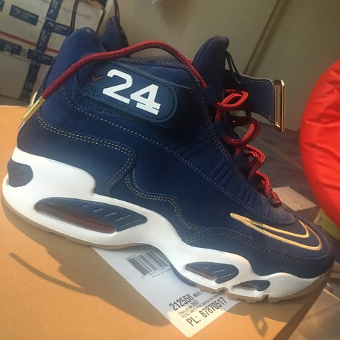 bb8dc9b6a1 Nike Air Griffey Prez Max 1 QS 'Griffey for President'. New - Depop