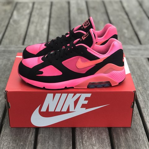 huge selection of 2a4ed 1d660  alistarr c. 10 months ago. York, United Kingdom. Nike air max 180 x comme  Des garçons