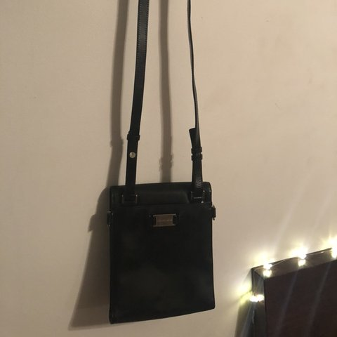 f8a5fcd60aef @cloutdementor. last month. Oak Park, United States. Michael Kors black  crossbody bag.