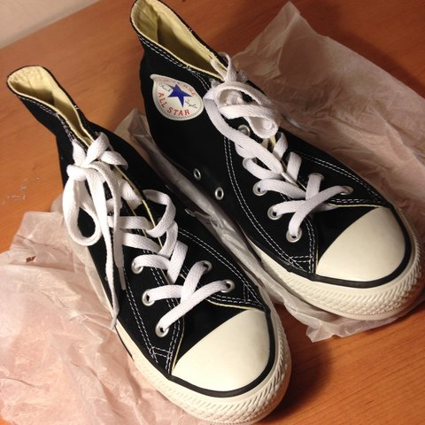 converse all star nere alte 38