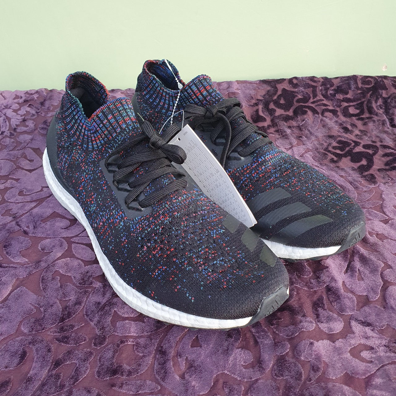 Adidas Ultraboost Uncaged Core Black/Active...