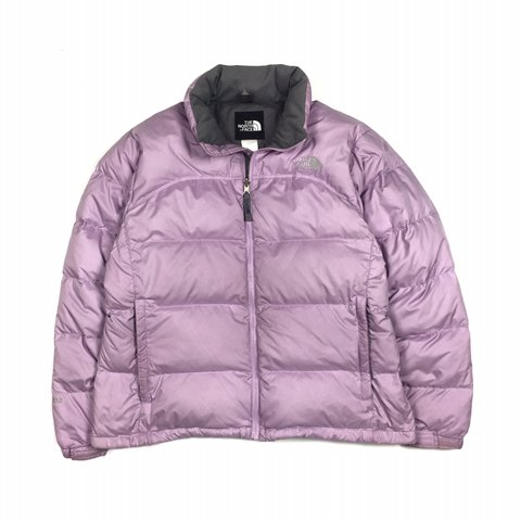 7c982bffc1 The North Face Womens 700 Down Puffer Jacket. Pink. Size to - Depop