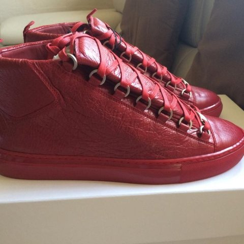 Nice Balenciaga Arena Clothing, Shoes & Accessories Men's Shoes