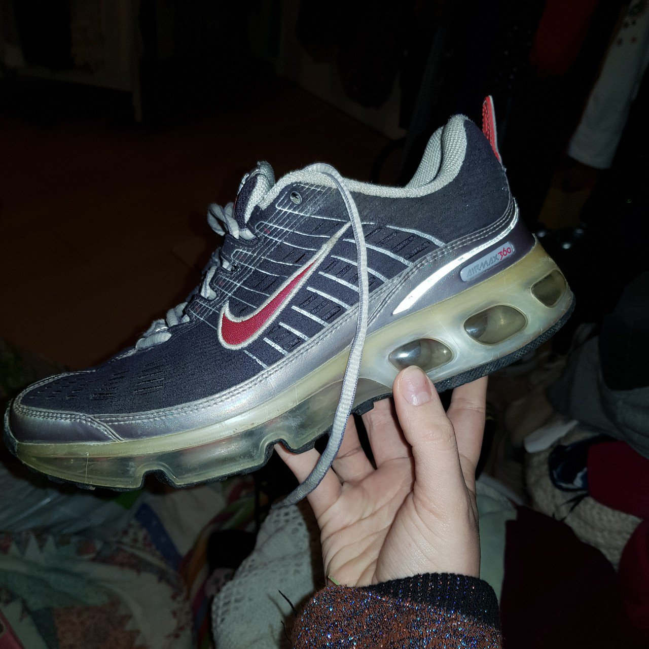 best loved d3b95 13683  emmalouisloves. 2 years ago. Owston Ferry, North Lincolnshire, United  Kingdom. The dopest vintage   RETRO   Y2K Nike Air Max 360.