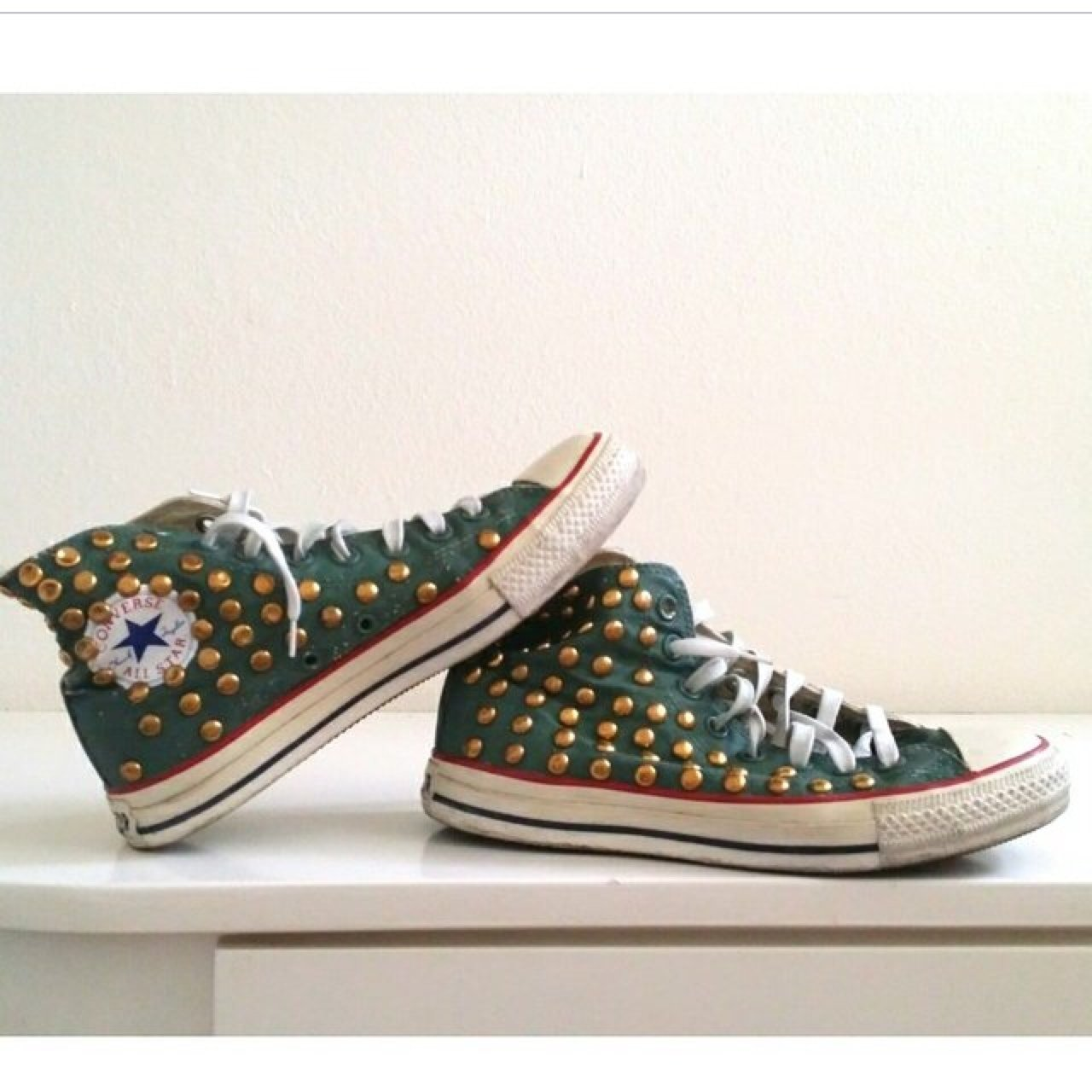 converse all star verdi