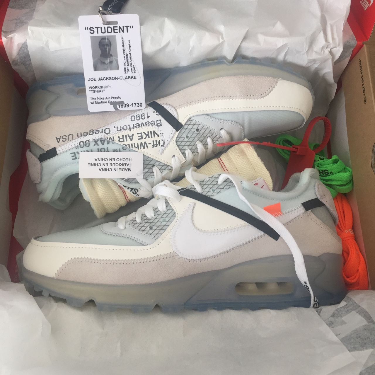 Nike Air Max Thea size 9 Picked them up from a Depop