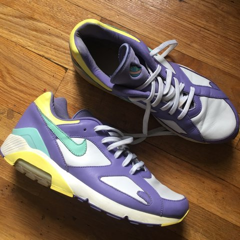 """2005 Air Max 180 """"Easter Egg"""" pack"""