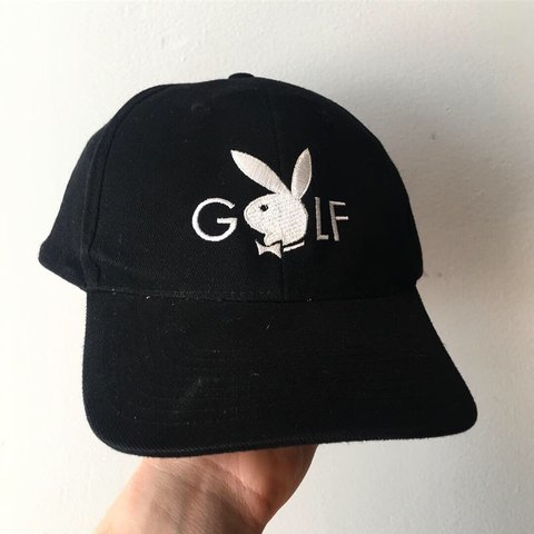 baed2710 @nycshred. last month. New York, United States. Vintage playboy golf hat  palace supreme ftp gucci vintage bronze tommy dime ...
