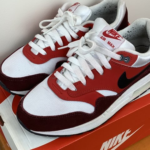 buy online 2b1f1 4f2f1  jemappellegorjess. 4 months ago. Raleigh, United States. Nike air max 1  red burgundy ...