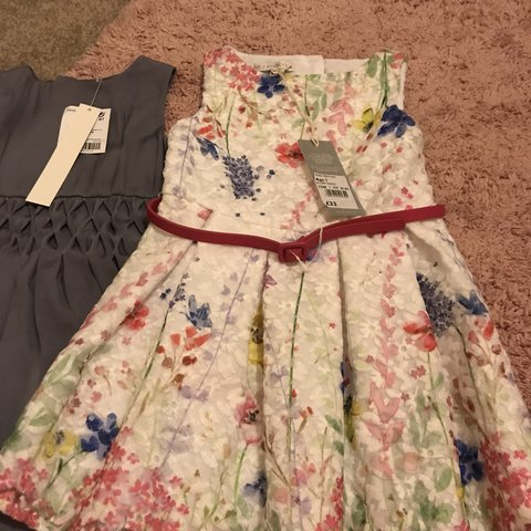 6a22bb8eed3 Girl dresses age 12-18 months and one year. Not worn with up - Depop