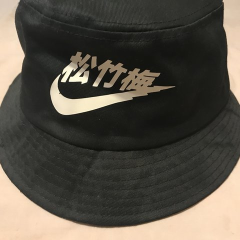RARE AIR BUCKET HAT Only worn twice and letting go since I - Depop 31e536746b2