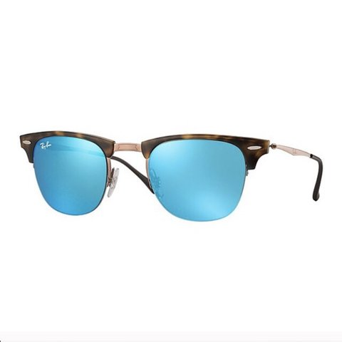13752fb587 Authentic Ray-Ban Light Ray Clubmaster! Never worn