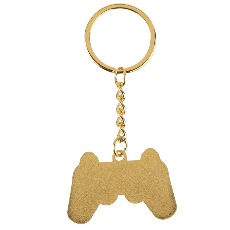PS4 Style Enamel Keyring, Keychain This keyring is    - Depop