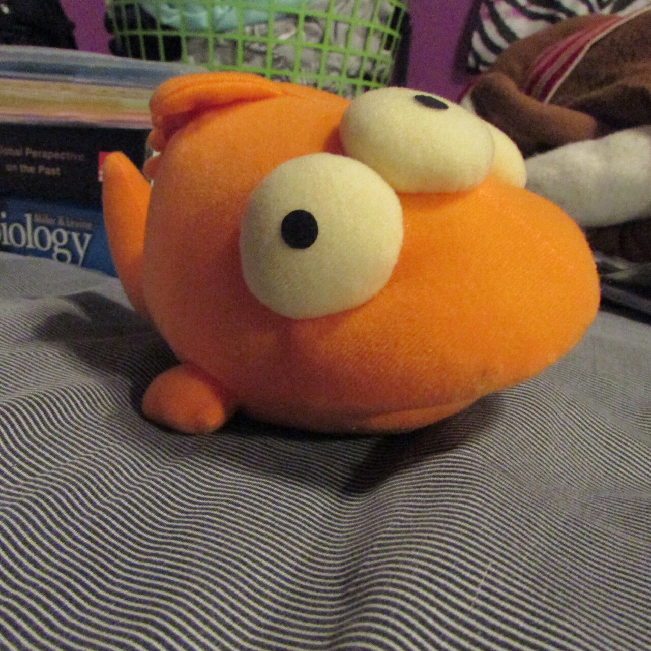 Blinky The 3 Eyed Fish From The Simpsons Movie Depop
