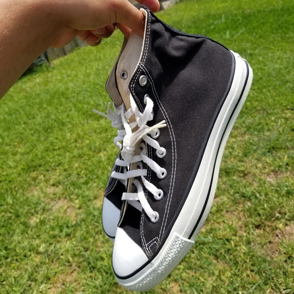 90' Converse Chuck Taylor All Star Made in the USA Depop